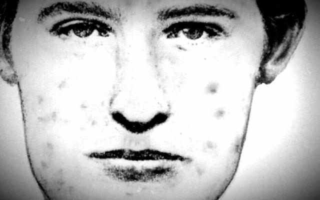 Depuis des années, les enquêteurs sont sur la trace de cet homme au visage grêlé soupçonné de six viols et quatre meurtres entre 1983 et 1994. DR