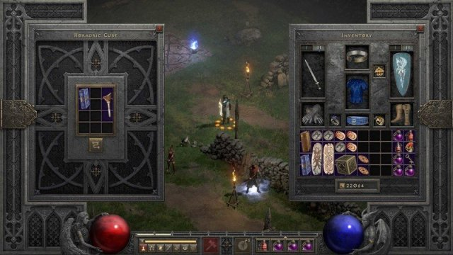 Diablo 2 Cows