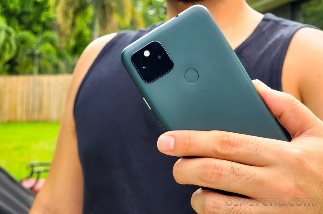 Google Pixel 5a 5g review