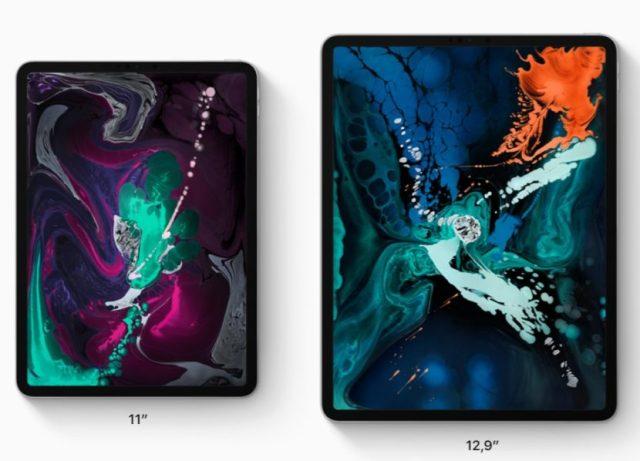 Nouvel iPad Pro 2018