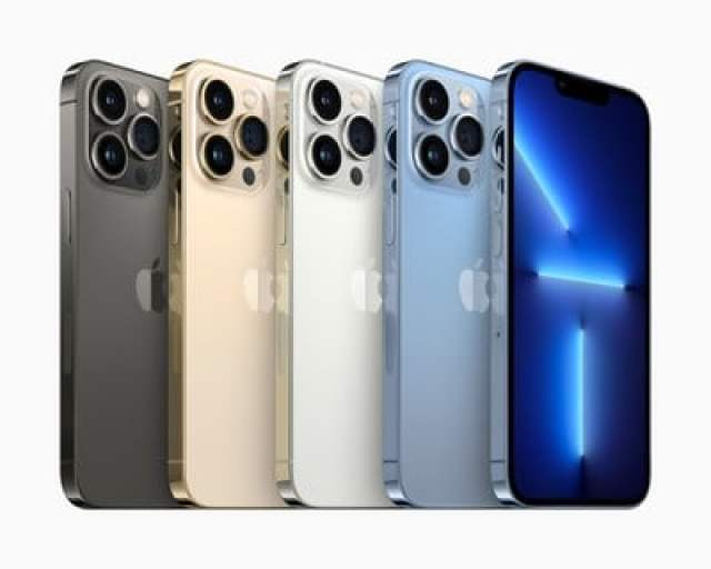 iphone 13 pro colors