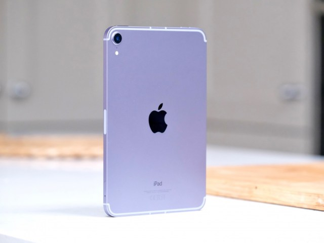 test ipad mini 6 colors