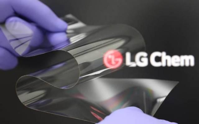 LG Chem Cover Window Technology