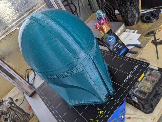 Snapmaker 2 Helmet