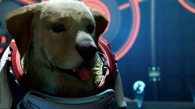 Guardians Of The Galaxy Cosmo The Space Dog