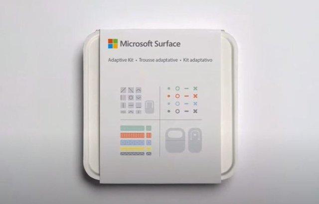 Surface Adaptive Kit Box