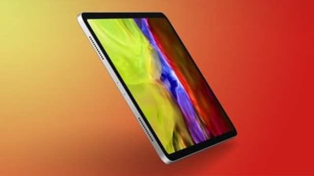 Fonctionnalité iPad Pro Orange