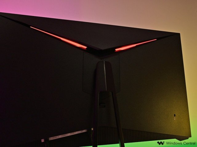 Monoprice Darkmatter Display Rear Led