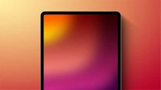 iPad Pro Orange Feature