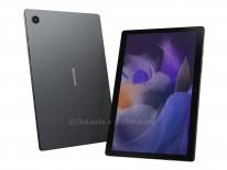 Samsung Galaxy Tab A8 2021 renders