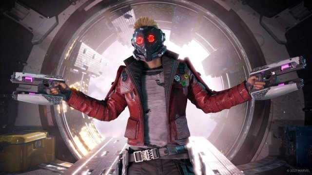 Guardians Of The Galaxy Game Star Lord