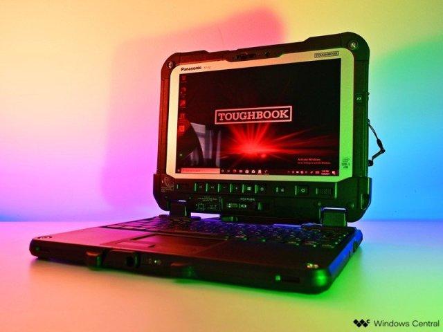 Panasonic Toughbook G2 Hero