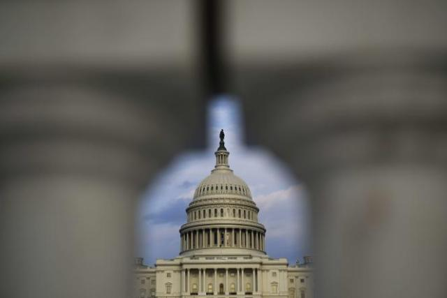 Le Capitole, à Washington, le 28 septembre 2021.
