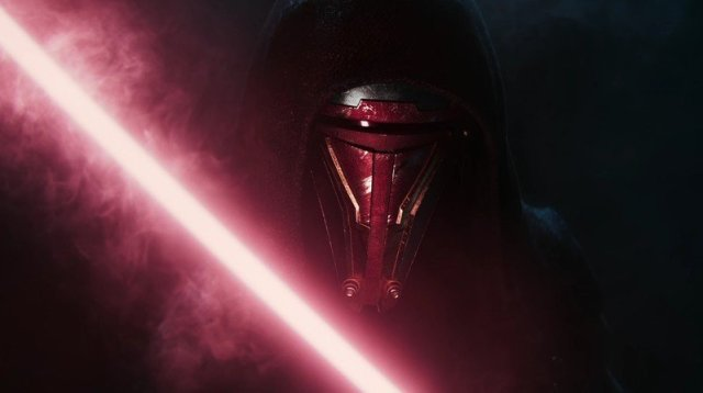 Star Wars Knights Of The Old Republic Remake Revan Closeup