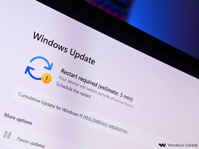 Windows 11 Update Windowsupdate Estimate New Light