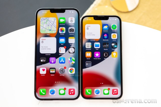 Apple iPhone 13 Pro in for review