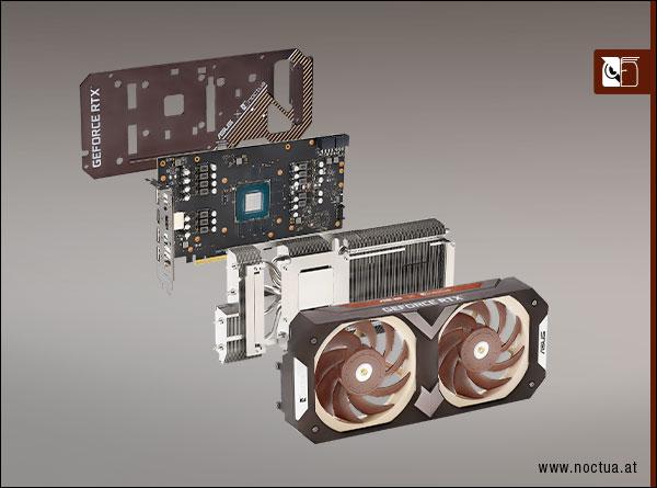 GeForce RTX 3070 Noctua OC Edition