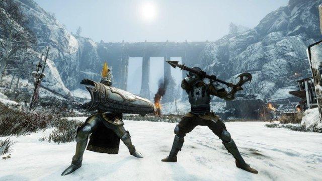 New World Snow Battle