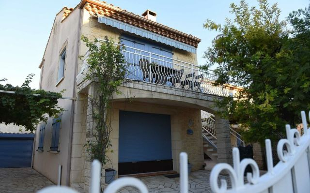 Le corps mutilé de la victime a été retrouvé ce mercredi à son domicile, situé à Agde (Hérault). AFP/Sylvain Thomas