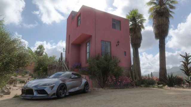 Forza Horizon 5 Player House Screenshot