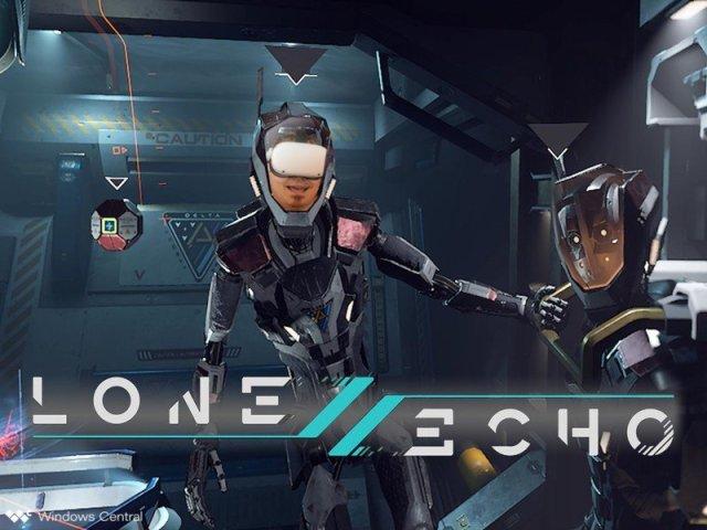 Lone Echo 2 Hero
