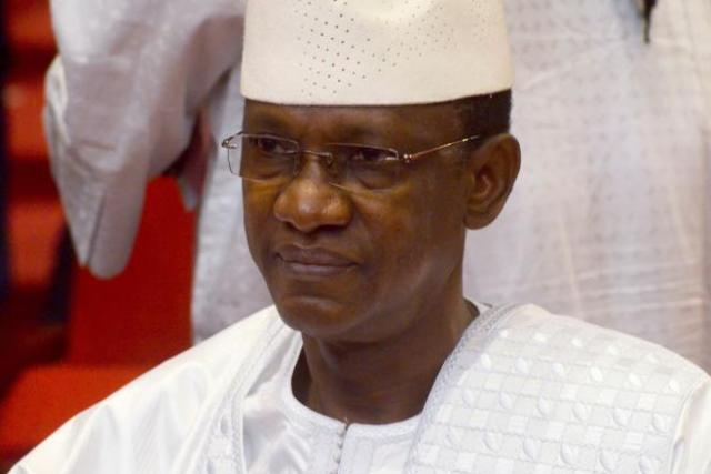 Le premier ministre malien de transition, Choguel Kokalla Maïga, à Bamako, le 7 juin 2021.