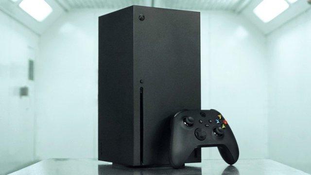 Xbox Series X Hero Thin