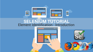 introduction to element identification course