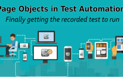 Selenium Tutorial – Page Objects in Test Automation – Finally getting the recorded test to run