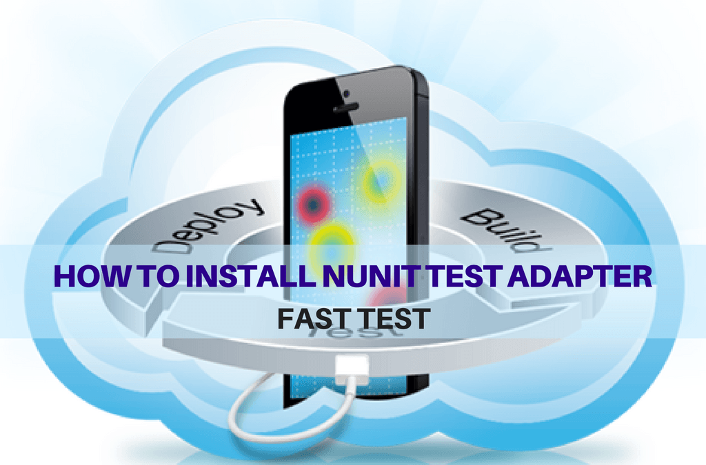 Selenium Tutorial – Fast Tests Execution – How to install NUnit Test Adapter