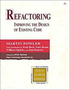 selenium webdriver resources -books -refactoring improving the design of existing code