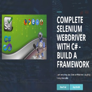 selenium webdriver resources - complete selenium course with C# by UltimateQA