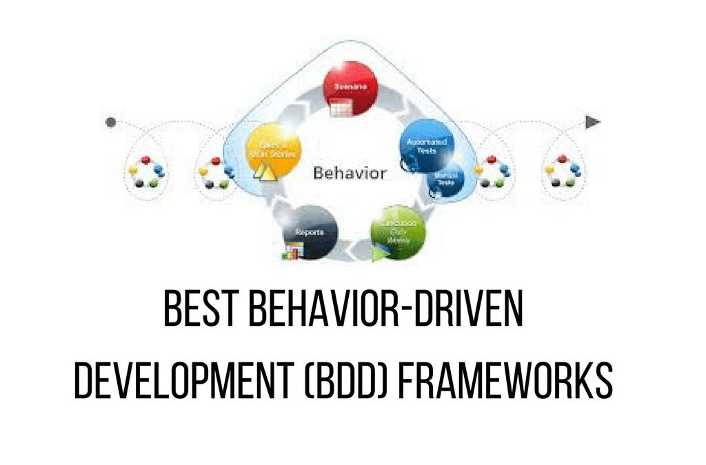 Superior BDD frameworks  for superior automation testing