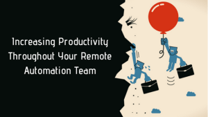 tips on how to increase productivity throughout your automation team