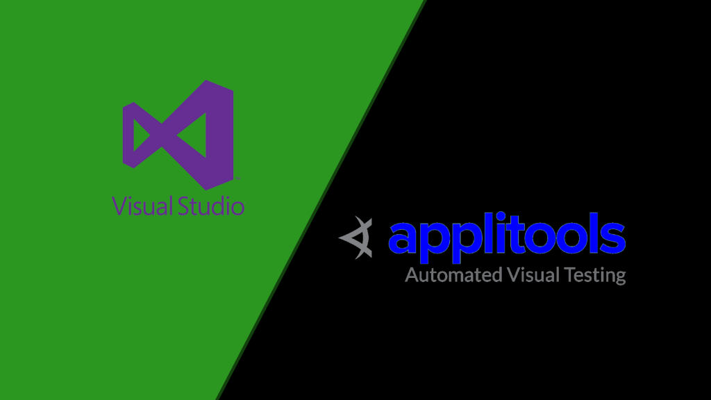 in this course, you will learn applitools and visual studio