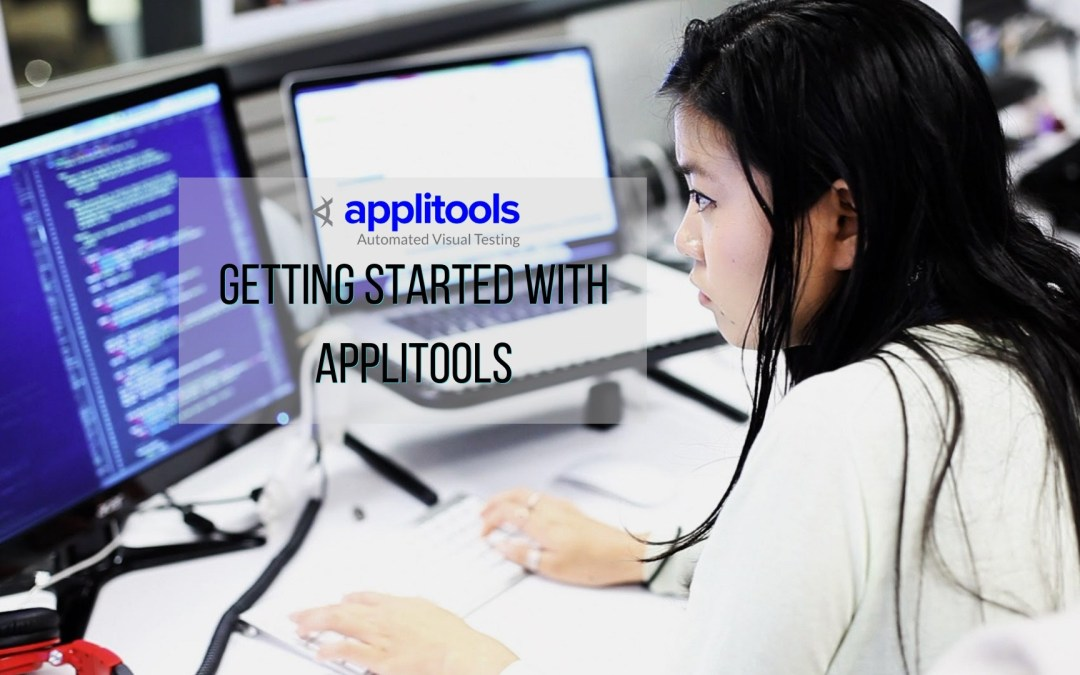 Getting Started with Applitools