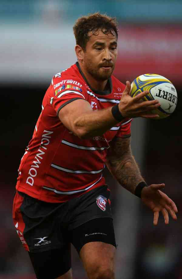 Danny Cipriani Ultimate Rugby Players News Fixtures