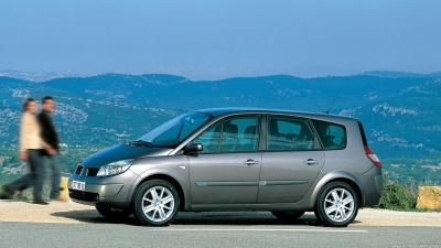 Renault Grand Scenic 2 Phase 1 1 9 Dci 130 Technical Specs Dimensions