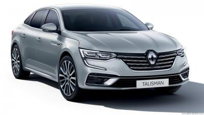 Renault Talisman 2021 Tce 160 Technical Specs Dimensions