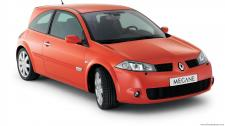 Specs For All Renault Megane 2 Phase 2 Coupe Versions