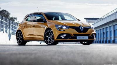 Renault Megane 4 Phase 1 R S Trophy 300 Technical Specs Dimensions
