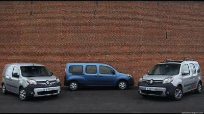 Renault Kangoo 2 Phase 2 Grand 7 Seats Energy 110hp Technical Specs Dimensions
