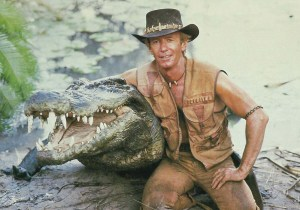 What Type of Knife did Crocodile Dundee Use?