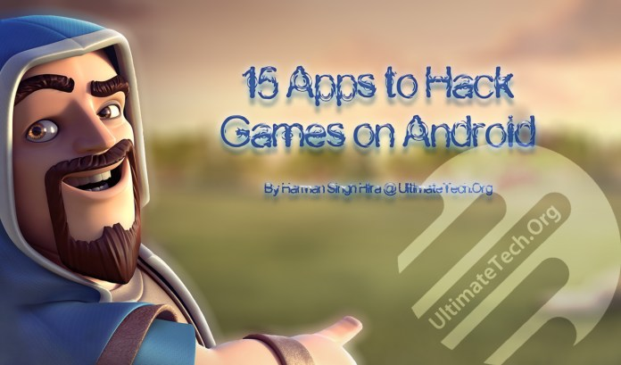 15 Apps to Hack Games on Android