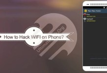 How to Hack WIFI from an Android?