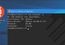 Linux Commands for Ubuntu Bash Shell on Windows 10 (Part 2)