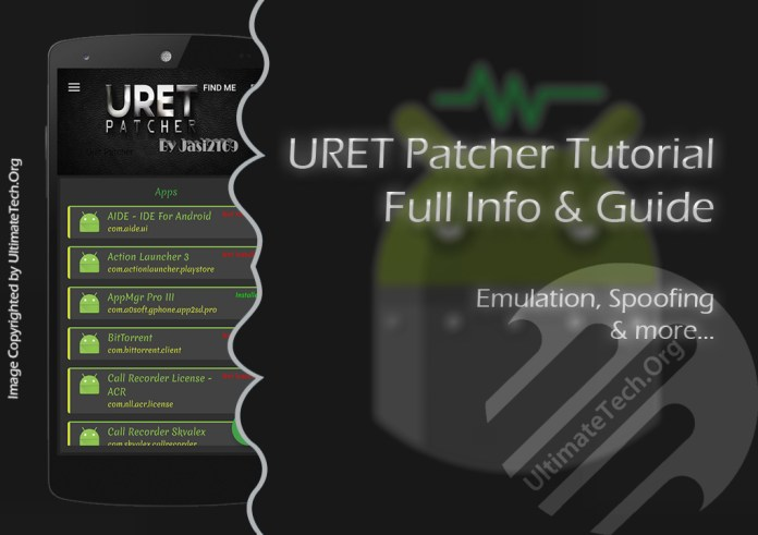 URET Patcher Tutorial – Complete Info & Guide