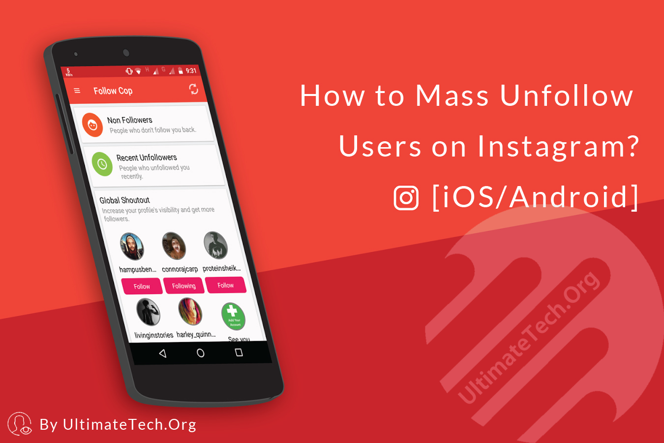 Users That Don T Follow Back On Instagram | How To Follow