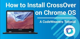 How to Use Windows Softwares on Chrome OS?