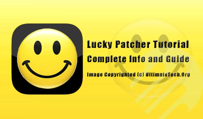 Lucky Patcher Tutorial - Complete Info and Guide